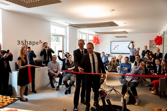 3Shape France Opens doors